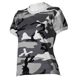 US T-Shirt, Damen - S - urban