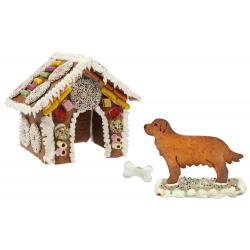 Keksausstecher Back-Set Knusperhütte Hund