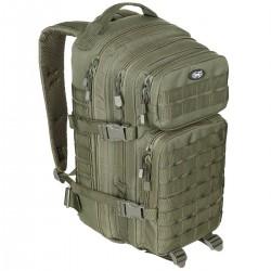 US Rucksack, Assault I - oliv
