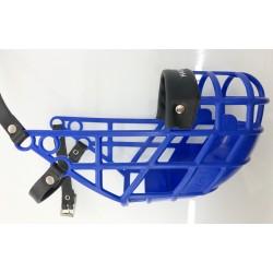 Kennel Kosy - einfache Polsterung - blau