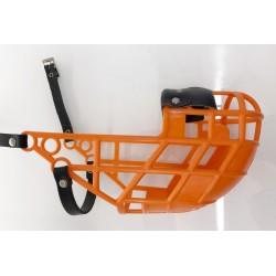 Kennel Kosy - zweifache Polsterung - orange