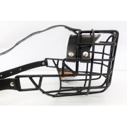 Pitbull/Staff Pitbull/Staff schmales Nasenpolster - m - schwarz ummantelt CH538