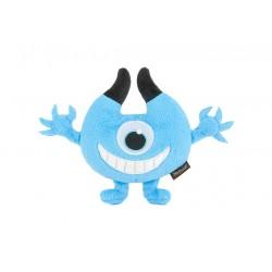 Chomper einäugiges Monster blau - S