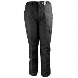 K9® - Überzieh-Hose, wasserdicht, atmungsaktiv - schwarz - 36