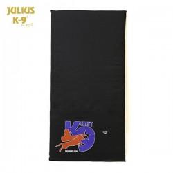 Matte K9 schwarz K9® - Gelenkschonendes Hundebett 80x120x5cm