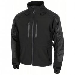 Softshell Jacke Protect - S - schwarz