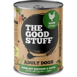 The Goodstuff Premium Nassfutter - Huhn und Zucchini - 400g