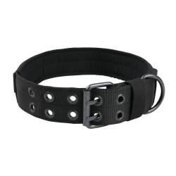 Halsband Military Style - M - schwarz