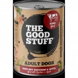 The Goodstuff Premium Nassfutter - Rind und Zucchini - 800g
