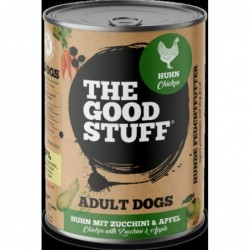 The Goodstuff Premium Nassfutter - Huhn und Zucchini - 800g