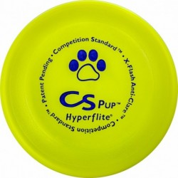 Competition Standard Pup Disc - Hyperflite Frisbee - Yellow
