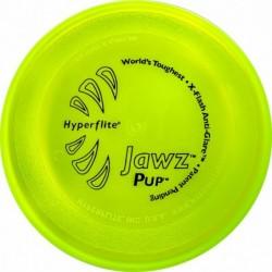 Jawz Pup  Disc - Hyperflite Frisbee - Lemon-Lime