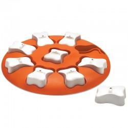 Nina Ottosson Dog Smart - Kunststoff orange 28cm