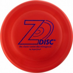 Z-Disc Disc - Hyperflite Frisbee - somehow orange, they call it red