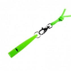 ACME Pfeife 210 1/2 mit Pfeifenband - neongrün