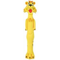 Longies Sort. Latex 30-32cm (Löwe, Nilpferd, Zebra, Giraffe)