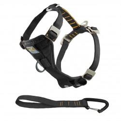 Enhanced Strength Tru-Fit Smart Harness - schwarz - M