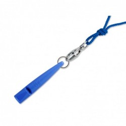 ACME Pfeife 210 1/2 mit Pfeifenband - snorkel blau