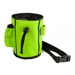 Leckerlietasche reflex grün