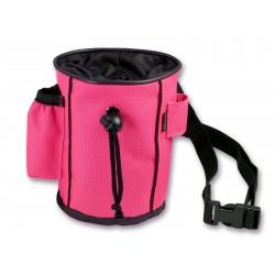 Leckerlietasche reflex pink