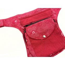 Leckerlietasche minimal red - long BXXL113
