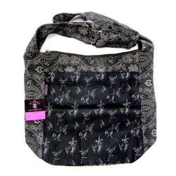Big Shopper black bamboo - Einkaufstasche BigS163