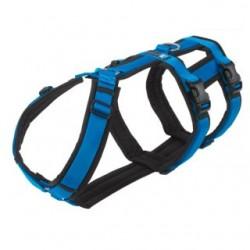 Geschirr Safety Anny-X - L - schwarz/blau