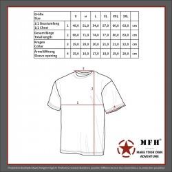 US T-Shirt, Streetstyle - L - CZ tarn
