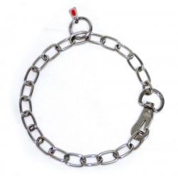 Sprenger Halskette Edelstahl mit Karabiner verstellbar 3mm/65cm