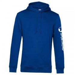 Sporthund Freestyle Hoodie Herren - Blau - XL