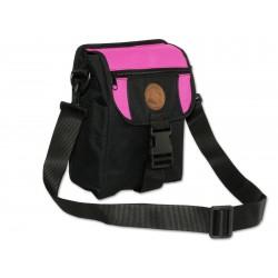Dummytasche - Mini Deluxe - schwarz/pink