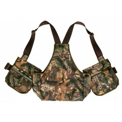 Dummyweste Trainer L - camo-forest
