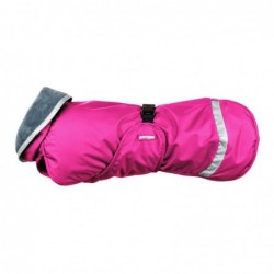 Kevyt Pomppa Hundemantel - 60cm - Pink