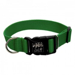 Sali Halsband 3cm/50-70 - grün