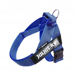 Gurtband Geschirr gummiert - IDC Sommer - 0/blau