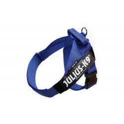 Gurtband Geschirr - IDC Sommer - 1/blau