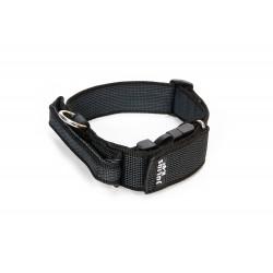 Gummiertes Halsband - Julius-K9 - 40mm - schwarz