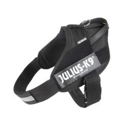 Julius-K9 Stealth Geschirr - 3 -schwarz