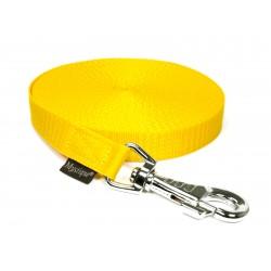 Nylon Schleppleine 20mm/5m - ohne HS - robust - gelb