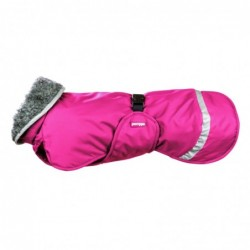Perus Pomppa Hundemantel - 37cm - Pink