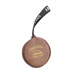 Lederball 11cm mit HS