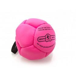 Klin Trainingsball Leder ausgestopft 90mm - pink