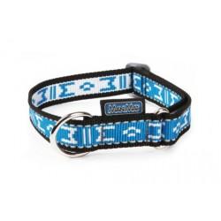 Manmat verstellbares Halsband 30mm/30-55cm - reflektierend