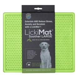 LickiMat Soother XL - green