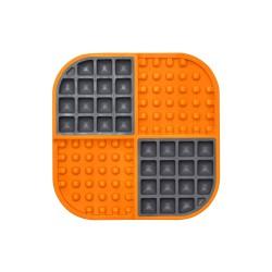 LickiMat Slomo - orange