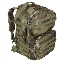 US Rucksack, Assault II - woodland