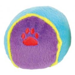 Weicher Plüschball klein mit Quietschie