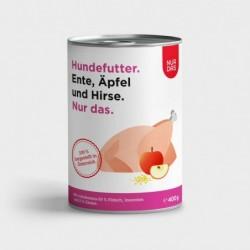 Ente mit Äpfel und Hirse - 800g
