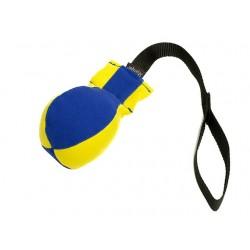 Dummy Speed Ball Marking 150g - gelb/blau