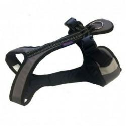 Harness SHORT L - grau